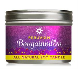 Picture of Bougainvillea Soy Candle - 10 oz
